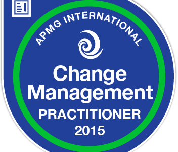 APMG Change Management™ Foundation and Practitioner (online)