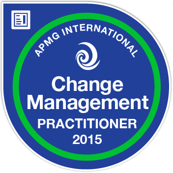 APMG Change Management™ Practitioner (online)